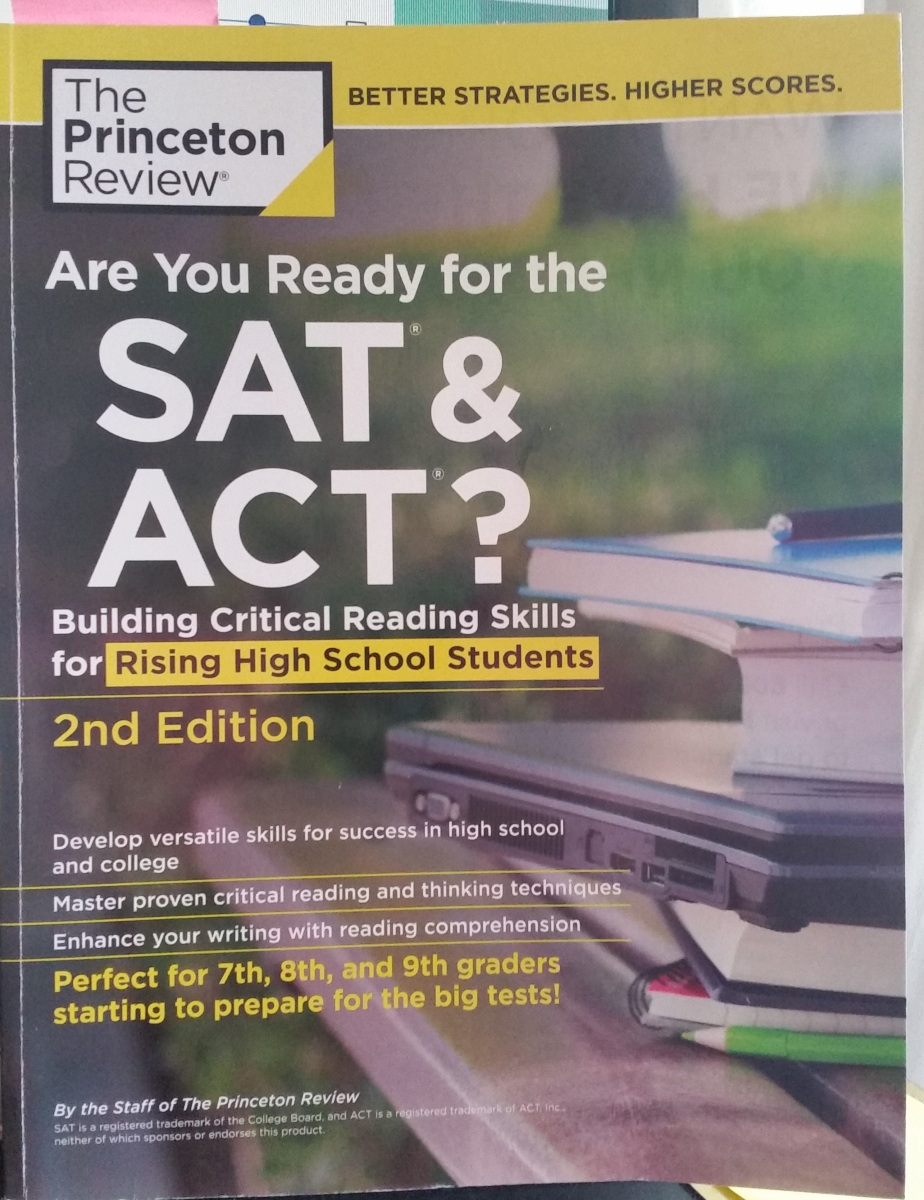 essay  review are you ready for the sat act